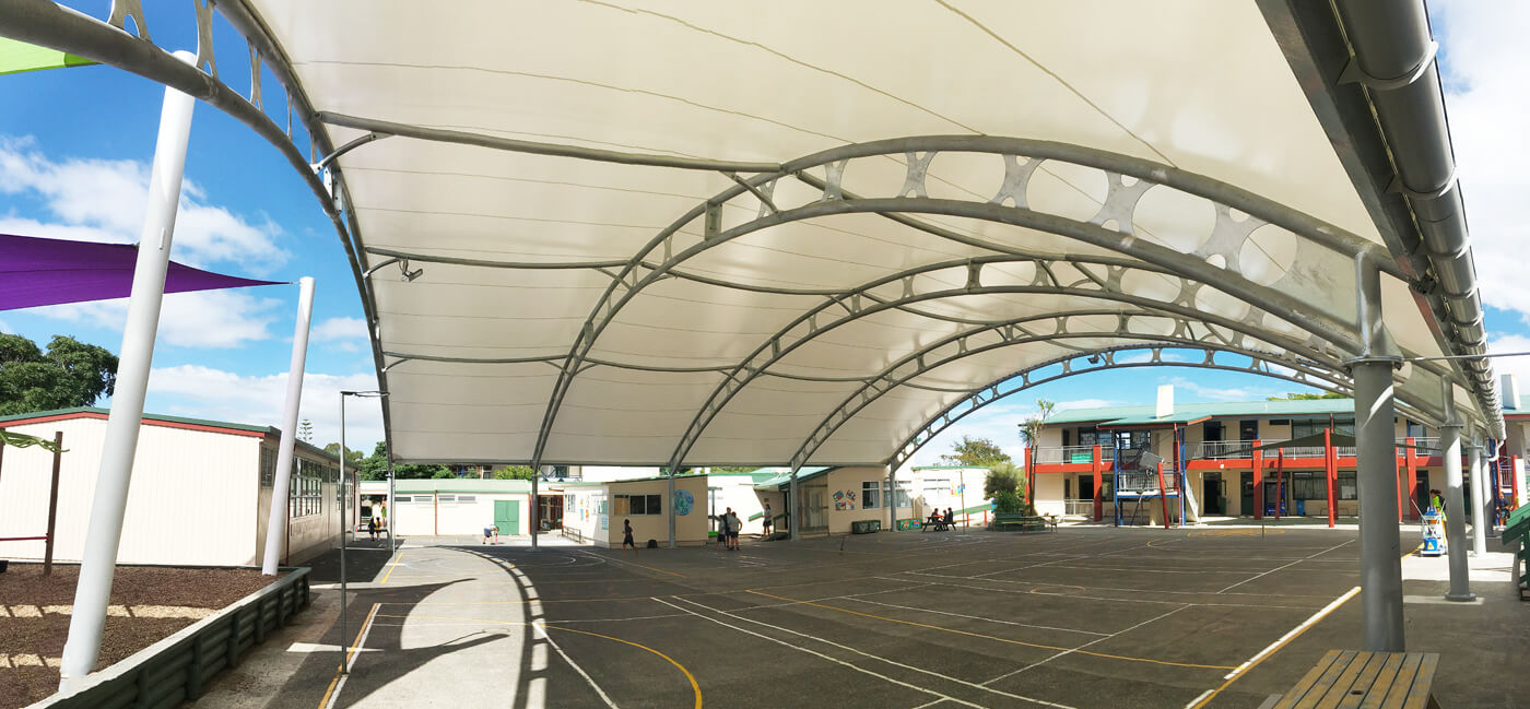 Sports Dome Structure