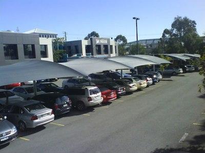 Car Park Shade