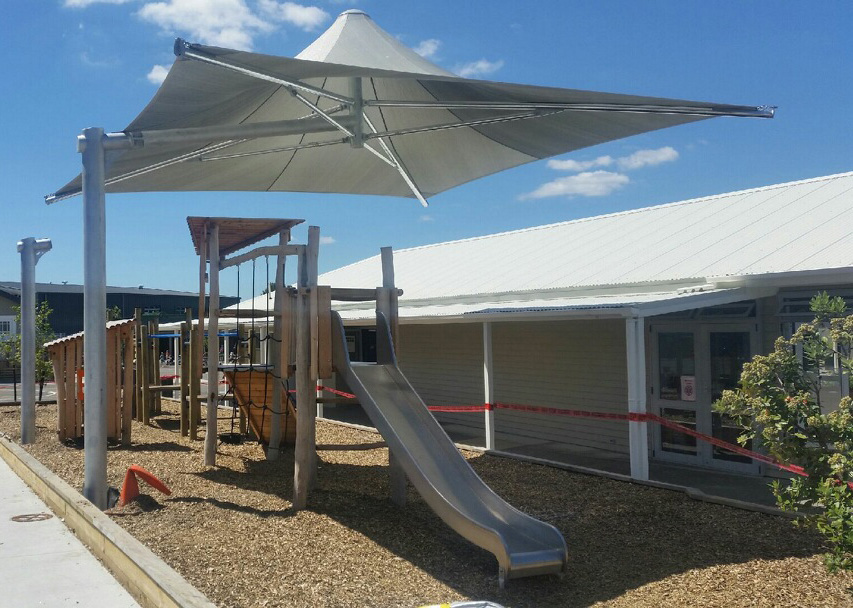 School Shade Structure
